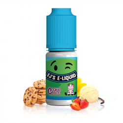 E-liquide Cookie Craze - FJ'S E-Liquid