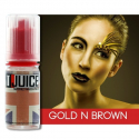 E-Liquide Gold N Brown TJuice