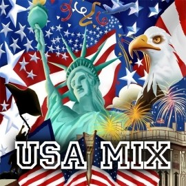 E-Liquide  tabac USA mix Alfaliquid
