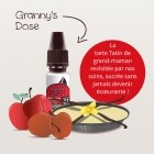 E-liquide Granny's Dose 30ml - Addiction
