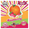 Arome concentré Peach Raspberry Retro Juice - Big Mouth